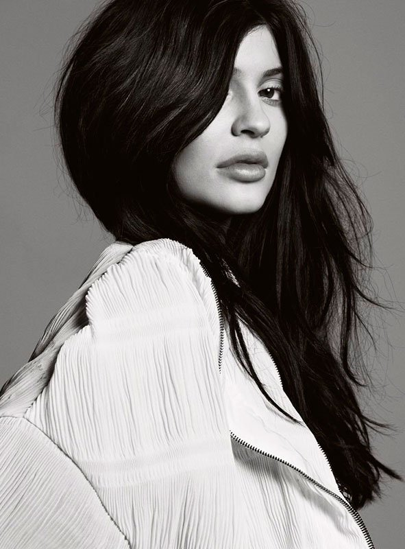 Kylie Jenner - Elle UK Magazine (Feb 2016)