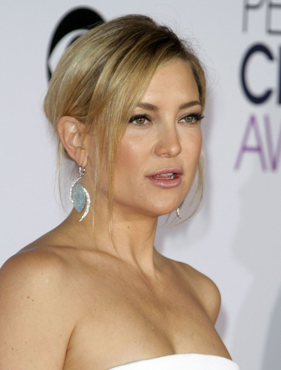 Kate Hudson - People's Choice Awards 2016 in L.A.