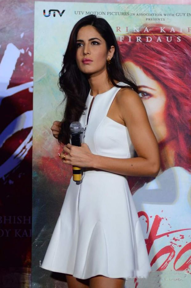 Katrina Kaif Photos at Fitoor Movie Trailer Launch