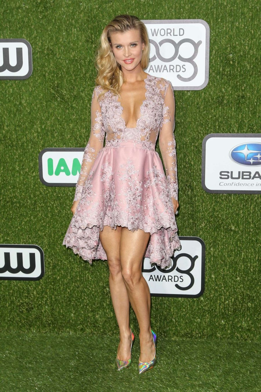 Joanna Krupa - 2016 World Dog Awards in Santa Monica
