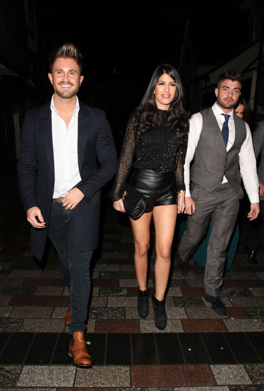 Jasmin Walia at the Gallery Nightclub in Maidstone