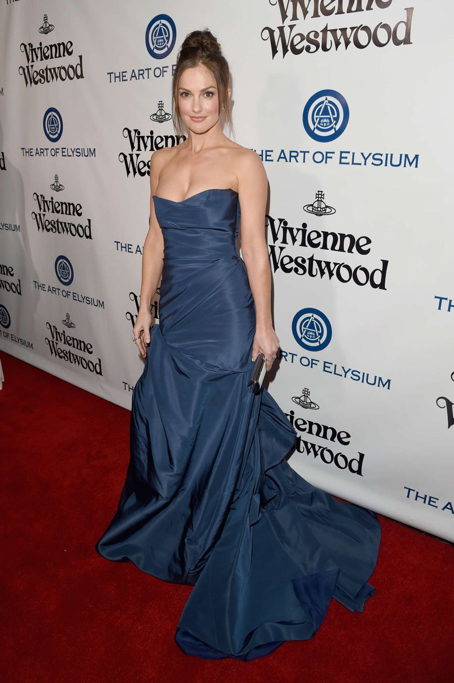 Minka Kelly - The Art of Elysium 2016 HEAVEN Gala