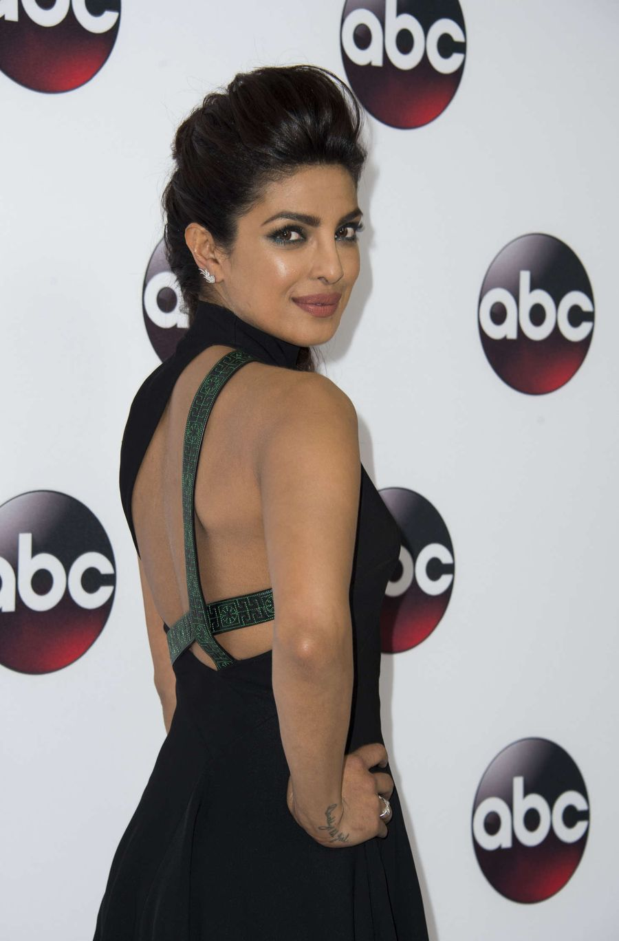 Priyanka Chopra - Disney/ABC 2016 Winter TCA Press Tour