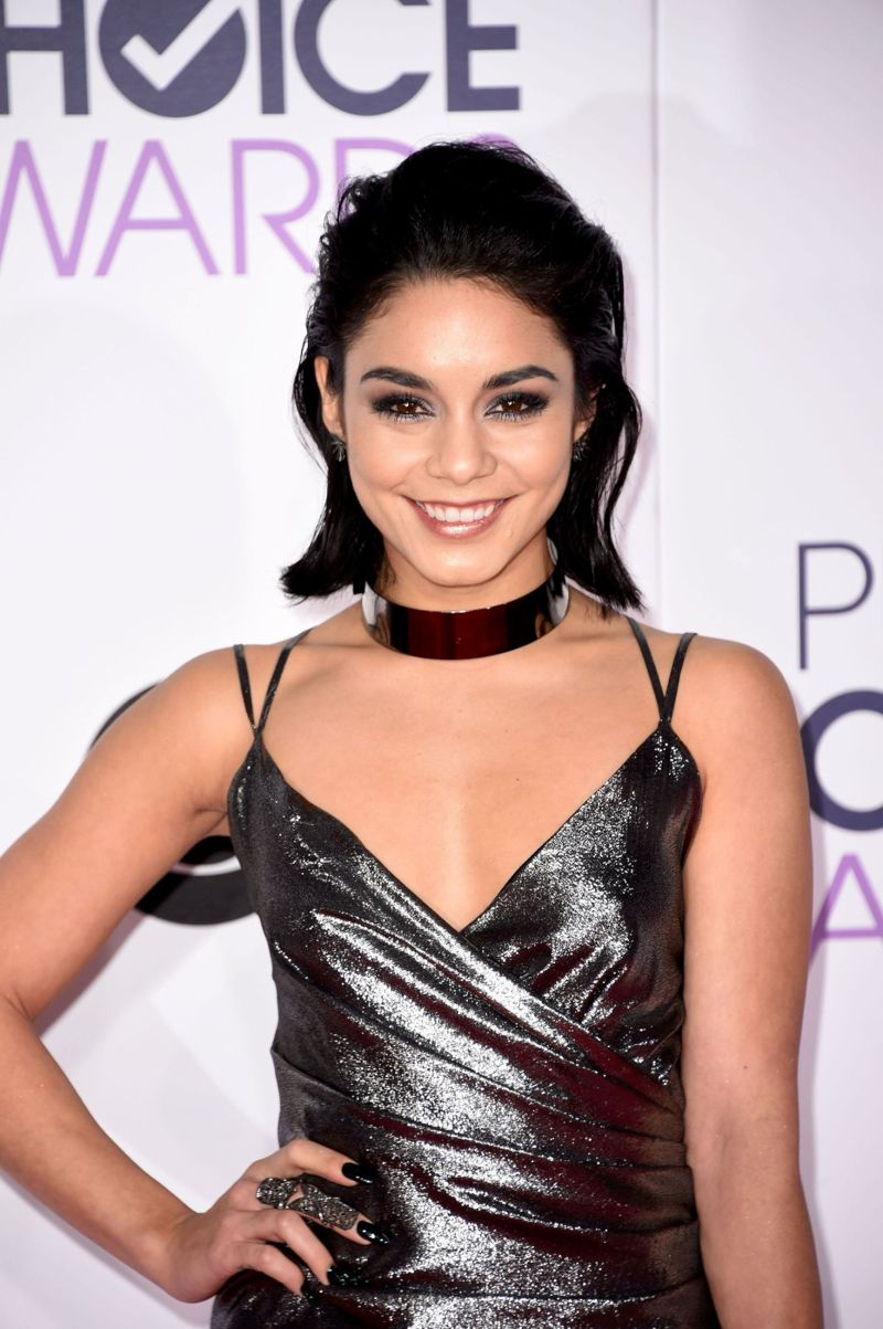 Vanessa Hudgens At The People's Choice Awards