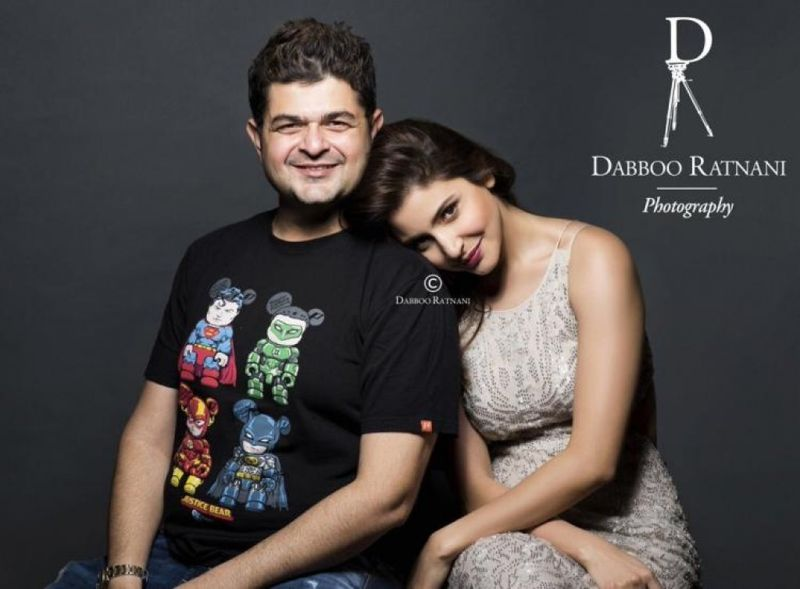Behind The Scenes Shots of Dabboo Ratnani's Calendar 2016