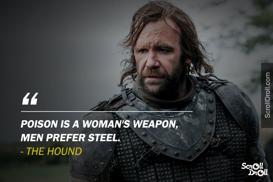 27 Most Memorable Quotes From Game Of Thrones