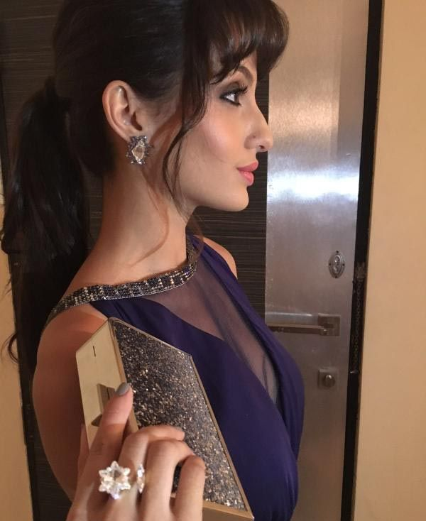 Bigg Boss fame Nora Fatehi to attend Filmfare Awards 2016