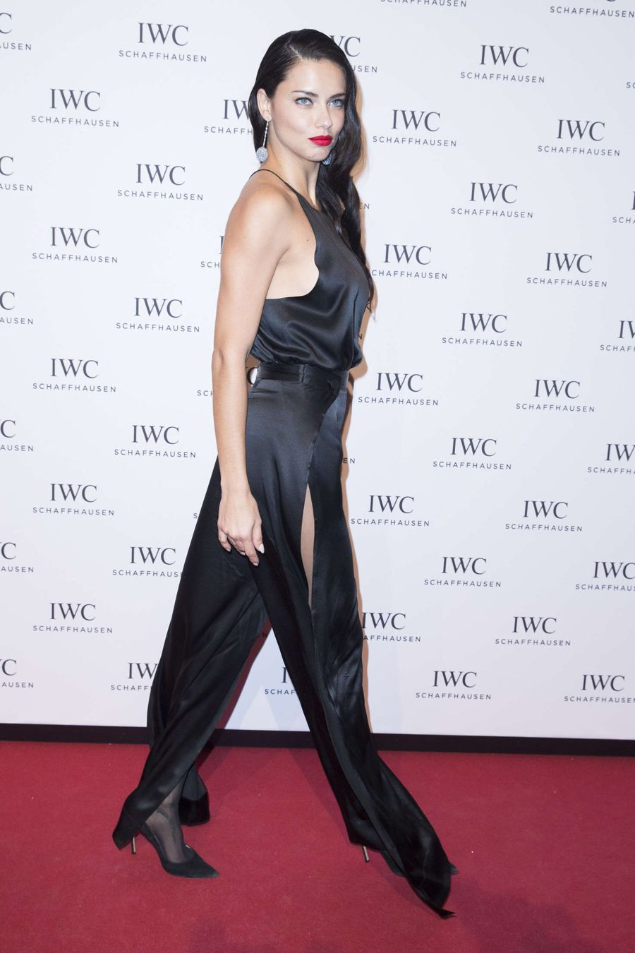 Adriana Lima - Gala Dinner Photocall as Part of SIHH