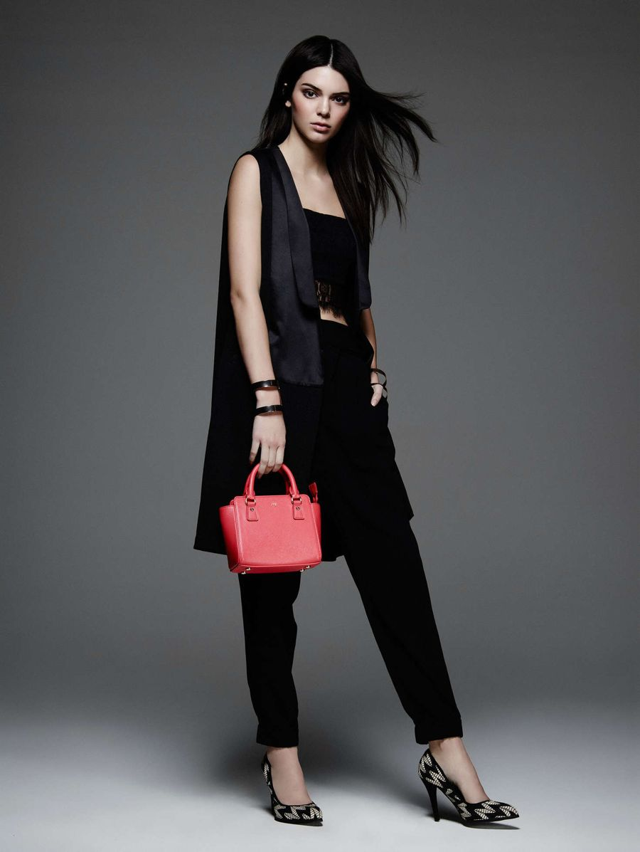Kendall Jenner lends her Lithe Limbs CPS Chaps