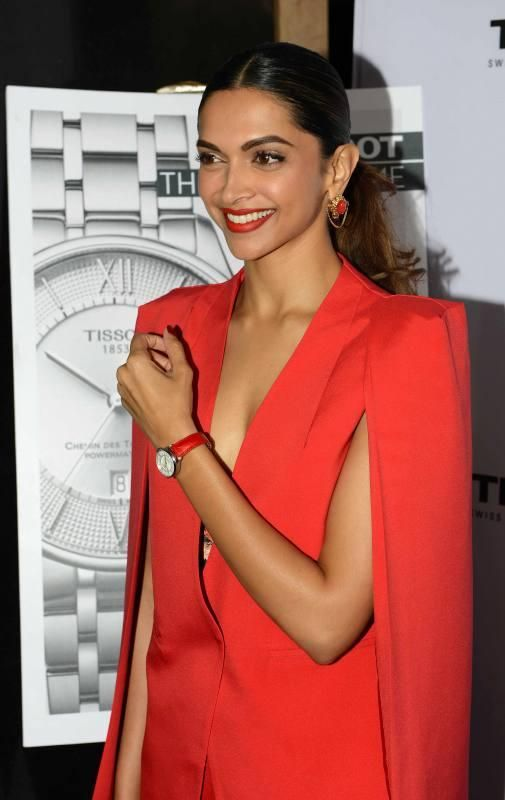 Deepika Padukone launches new Tissot store