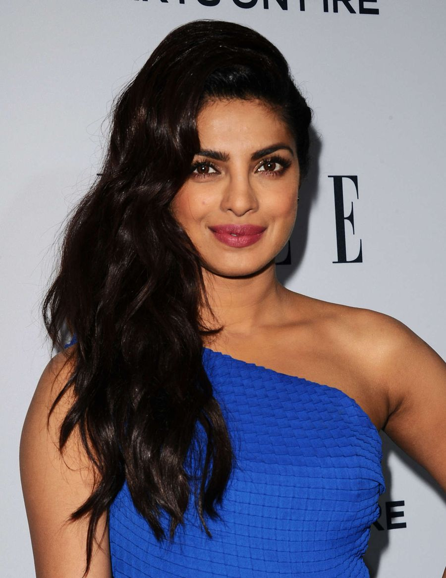 Priyanka Chopra - ELLE's Annual Women in TV Celebs