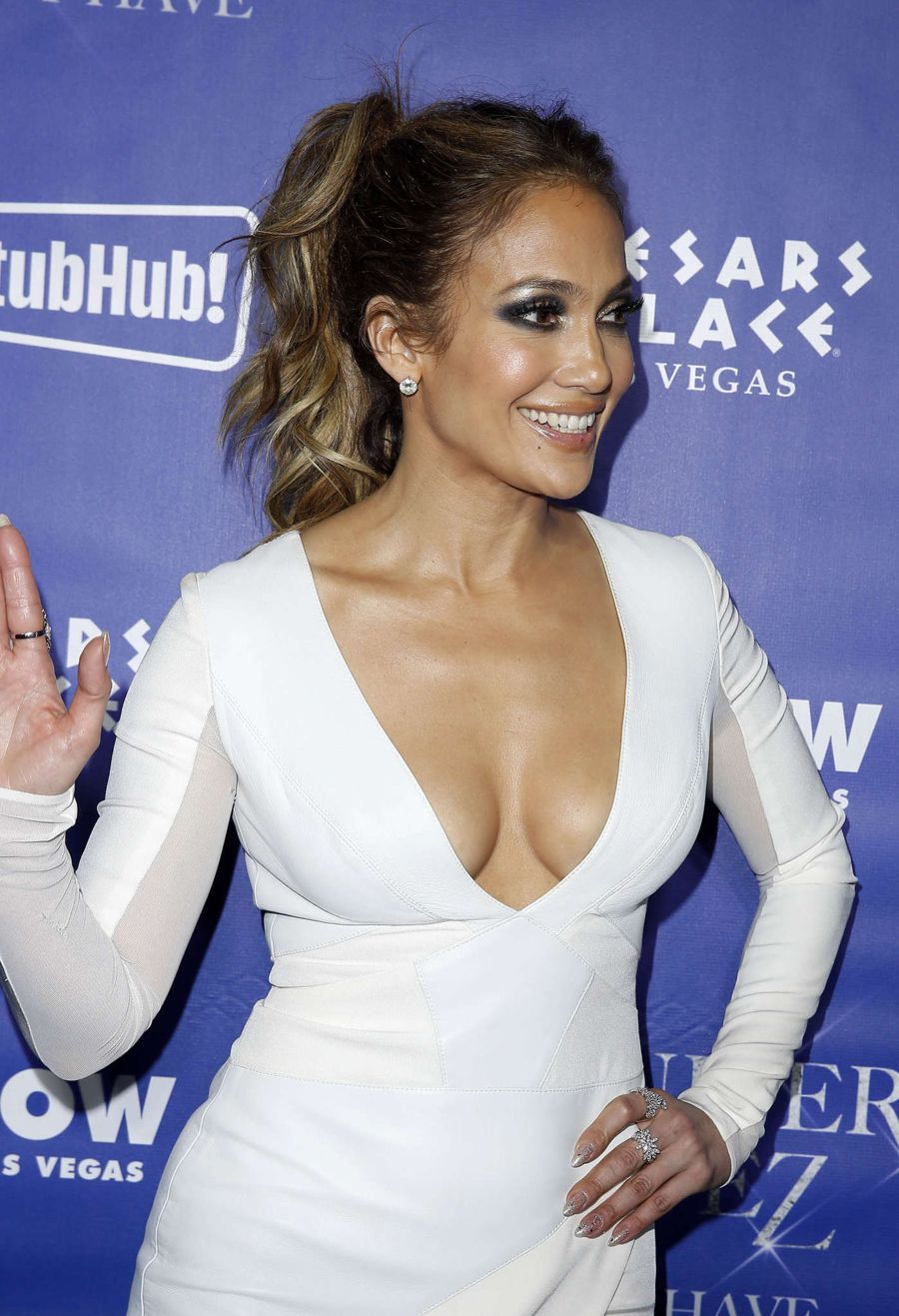 Jennifer Lopez - 'All I Have' Residency After Party