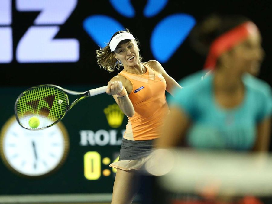 Sania Mirza - 2016 Australian Open Final
