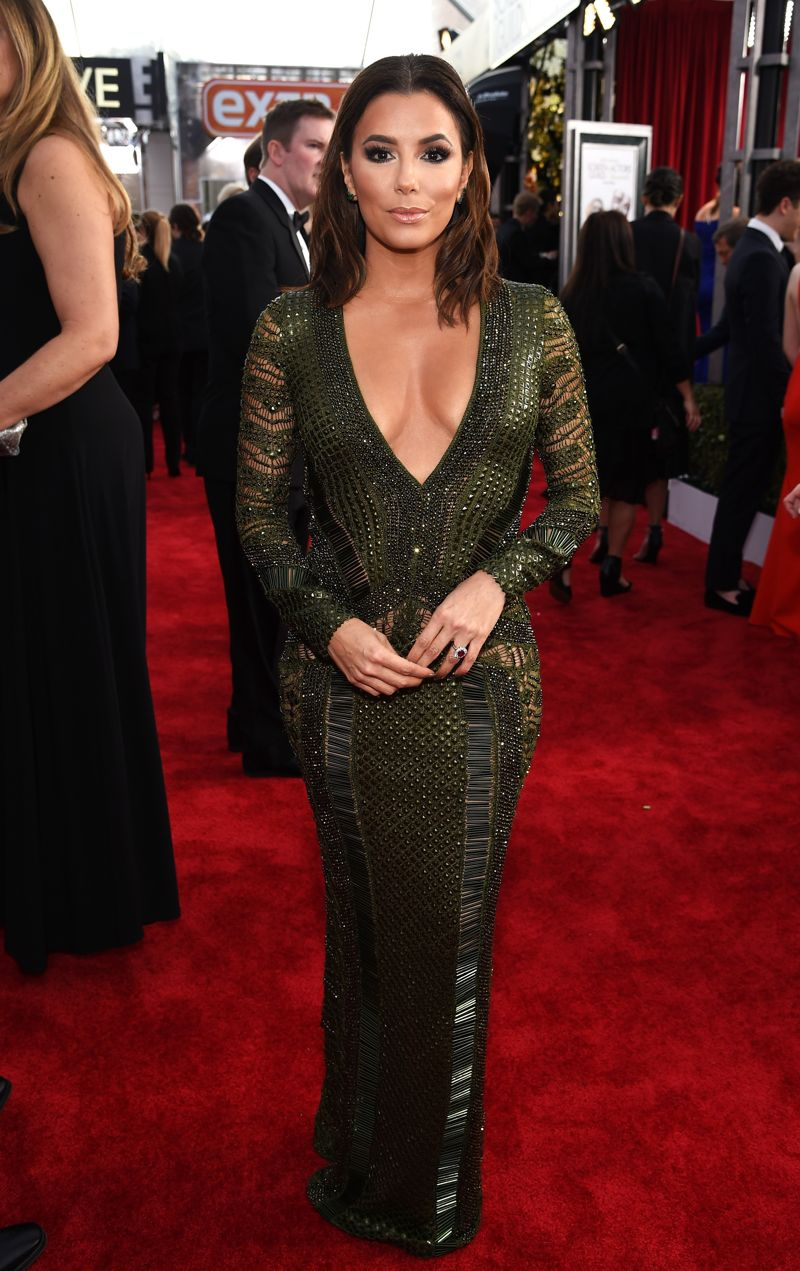 Eva Longoria 22nd Annual Screen Actors Guild Awards