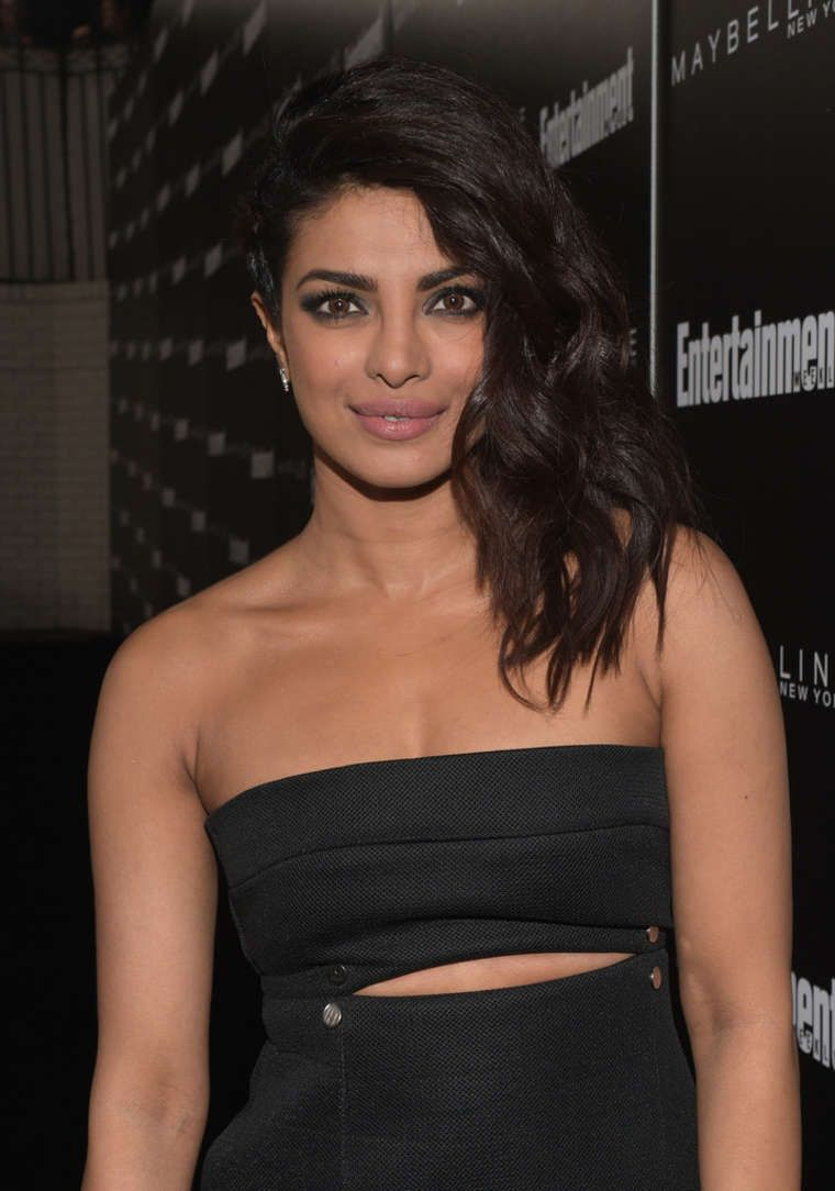 Priyanka Chopra Entertainment Weeklys Celebration