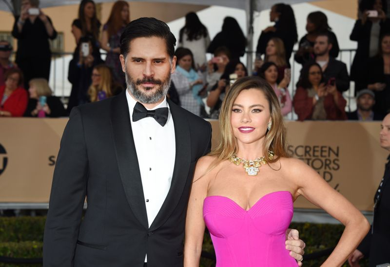 Sofía Vergara 22nd Annual Screen Actors Guild Awards