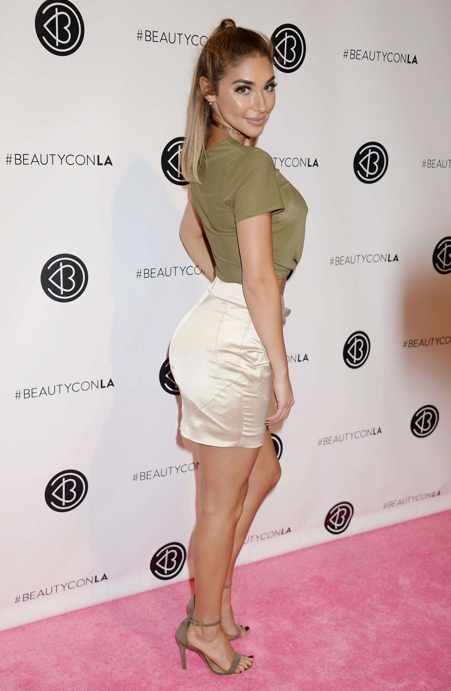 Chantel Jeffries - 4th Annual Beautycon Festival LA