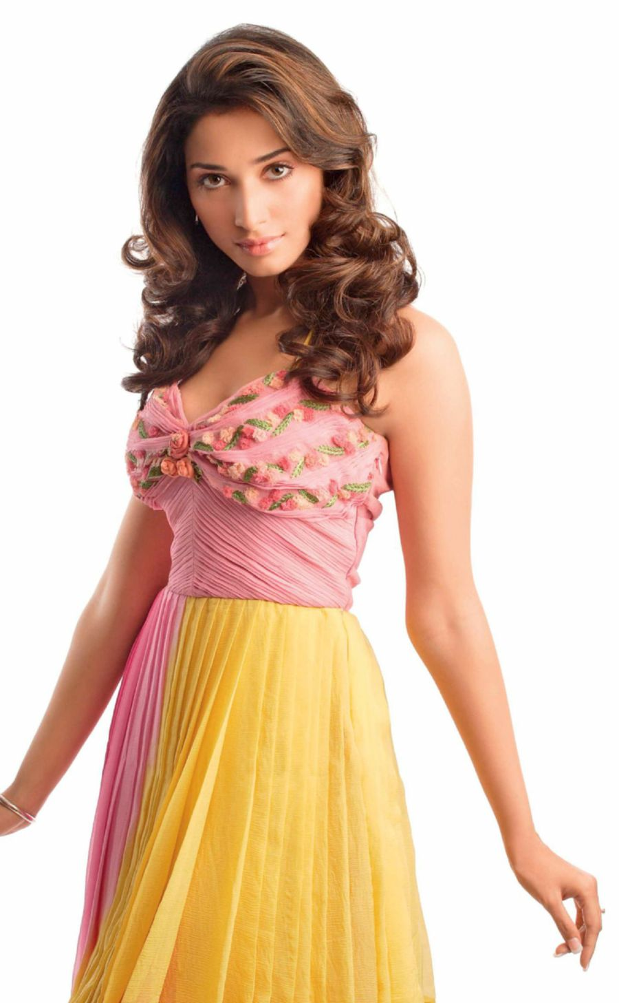 Tamannaah Bhatia Lovely Pose From Savvy Magazine