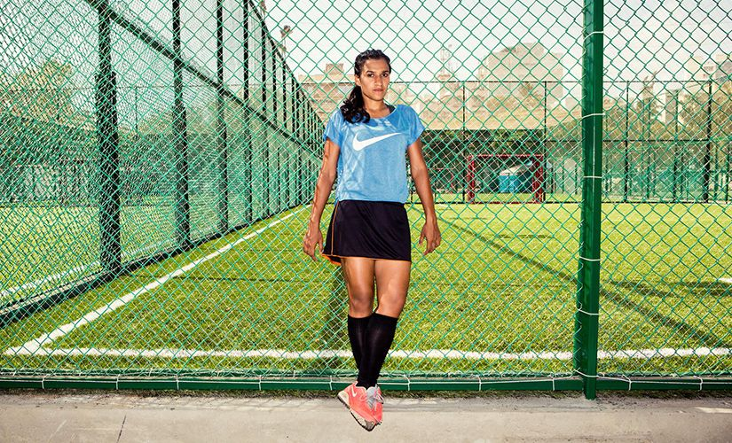 Meet the athletes featured in Deepika Padukone's Nike ad