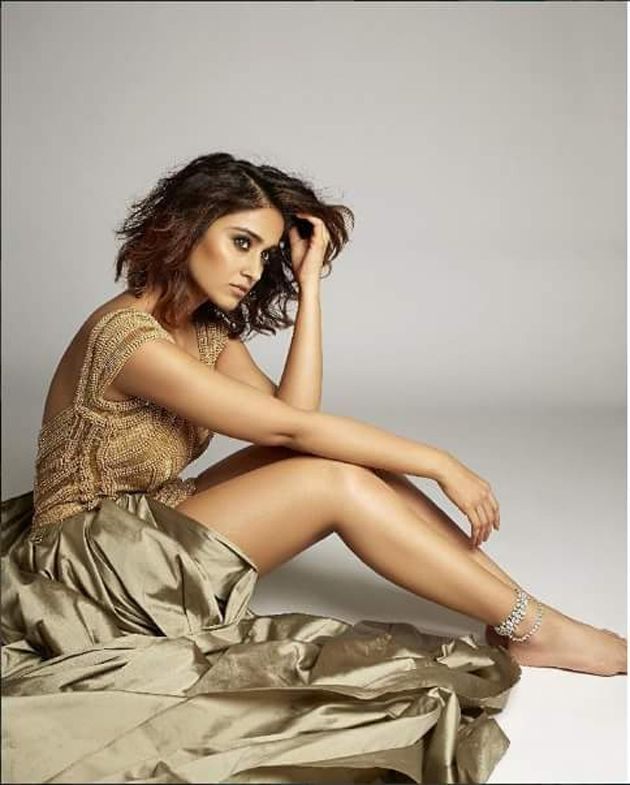 Ileana Oozes 'Sexiness' for FEMINA BRIDES