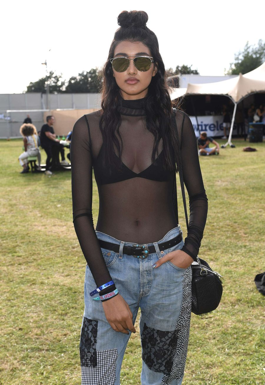 Neelam Gill - Wireless Festival 2016 Day 3 in London