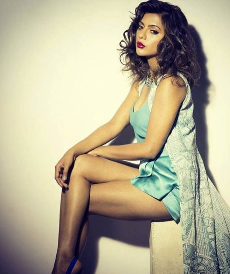 Ruhi Singh is a Charming Face and Body