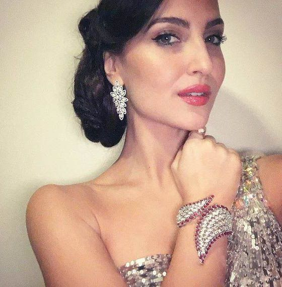 Bigg Boss Contestant Elli Avram down with Fever