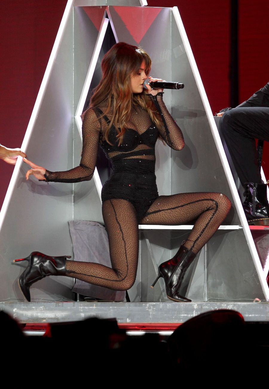 "Selena Gomez - ""Revival Tour"" at Staples Center"