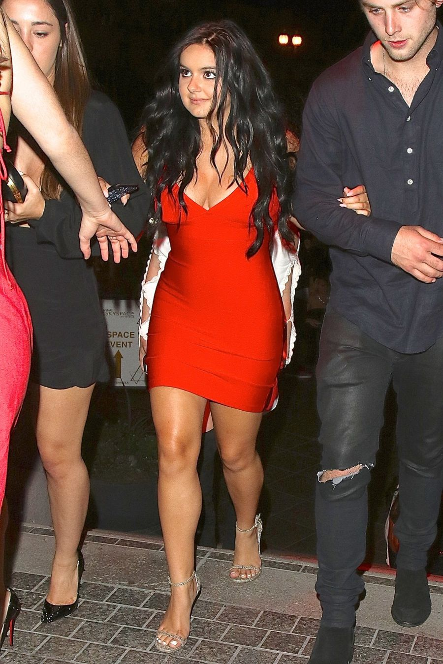 Ariel Winter Bodycon Dress changes her Personality
