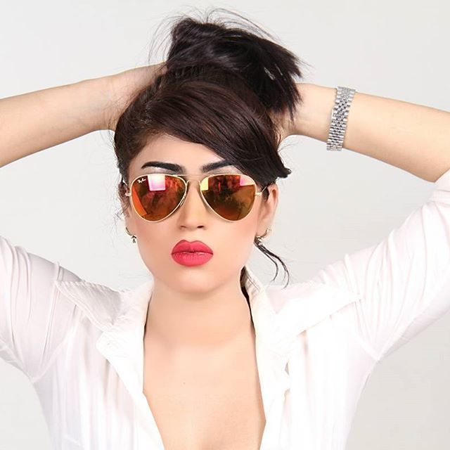 Qandeel Baloch: Pakistani Star strangled by her Brother