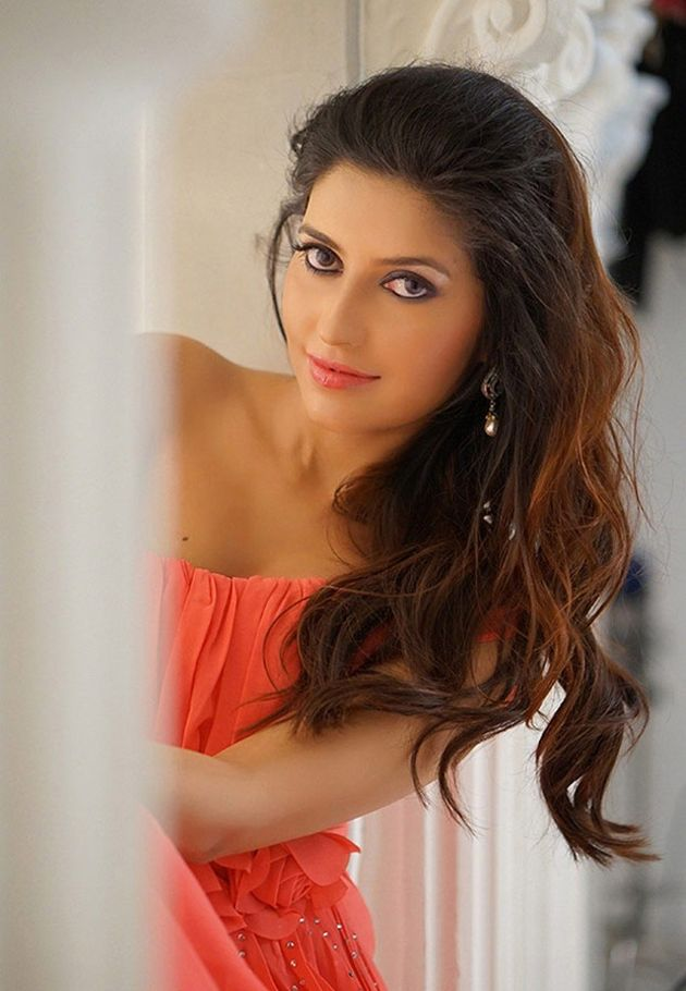 Anchal Singh TVC Actress Photoshoot