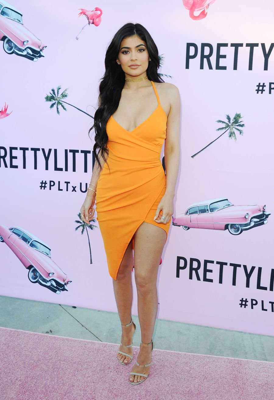 Kylie Jenner - PrettyLittleThing Launch Party in L.A.