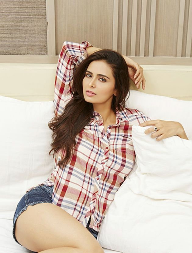 """Newcomer Meenakshi Dixit Says - """"My Passion Is My Strength"""""""