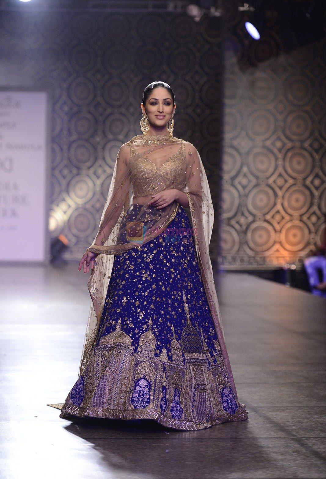 Yami Gautam to walk for Rimple, Harpreet Narula at ICW