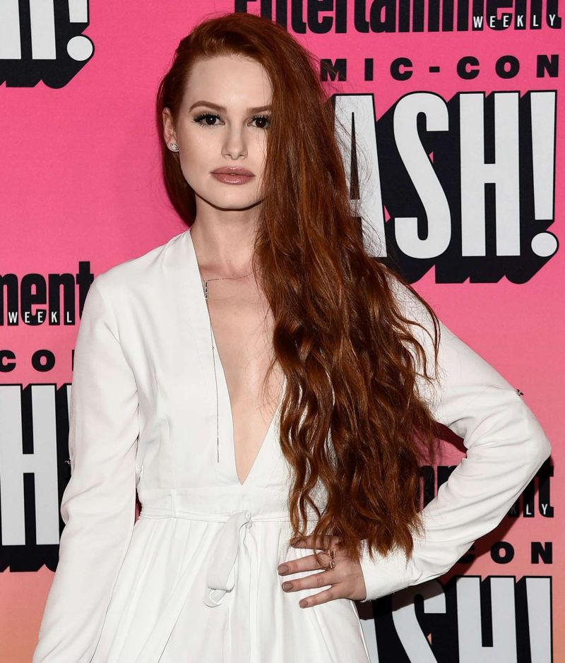 Madelaine Petsch: Entertainment Weekly Annual Comic-Con