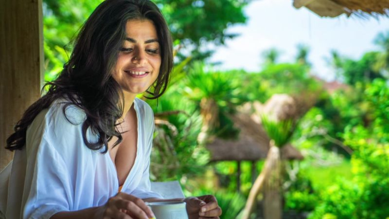 Travel Vlogger Shenaz Treasurywala Latest Venture Photo