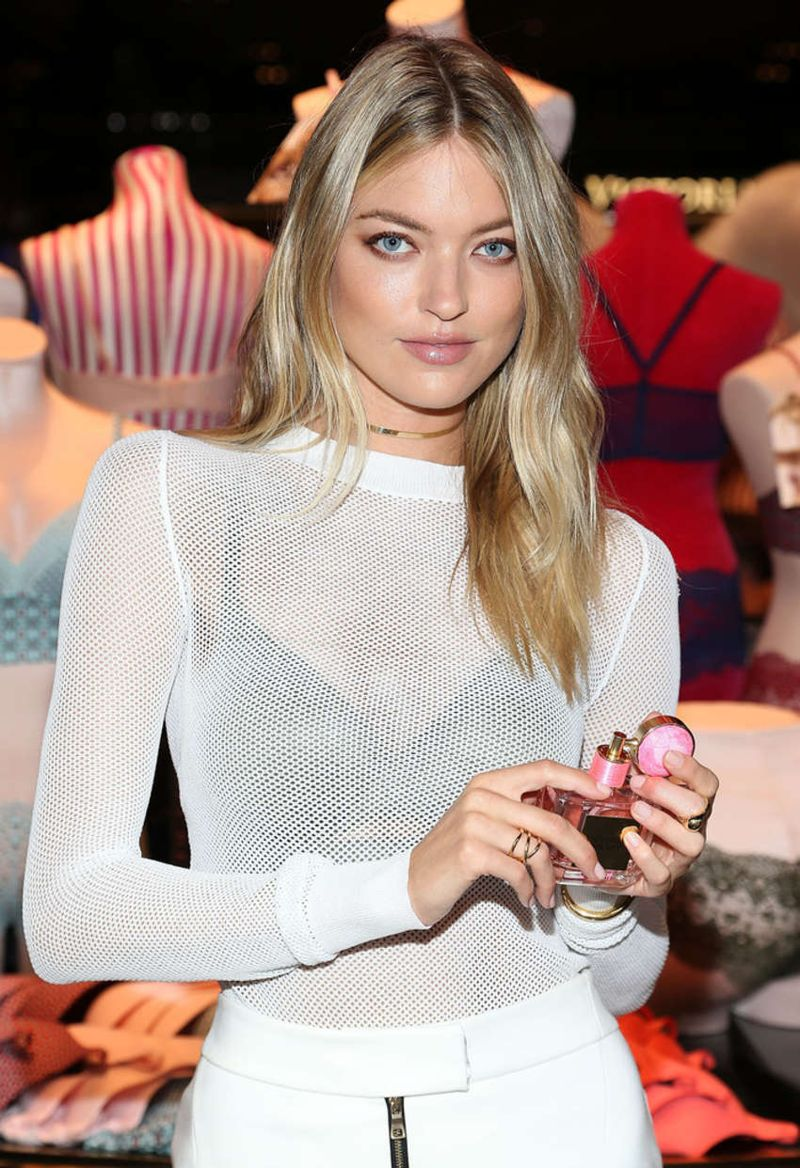 Martha Hunt All-New Easy Collection from Body By Victoria