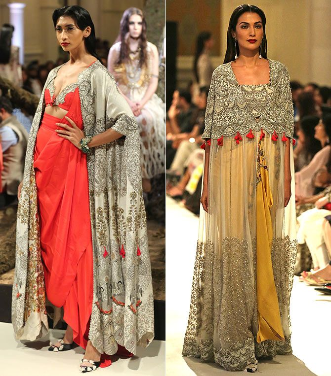 20 incredible moments from India Couture Week 2016