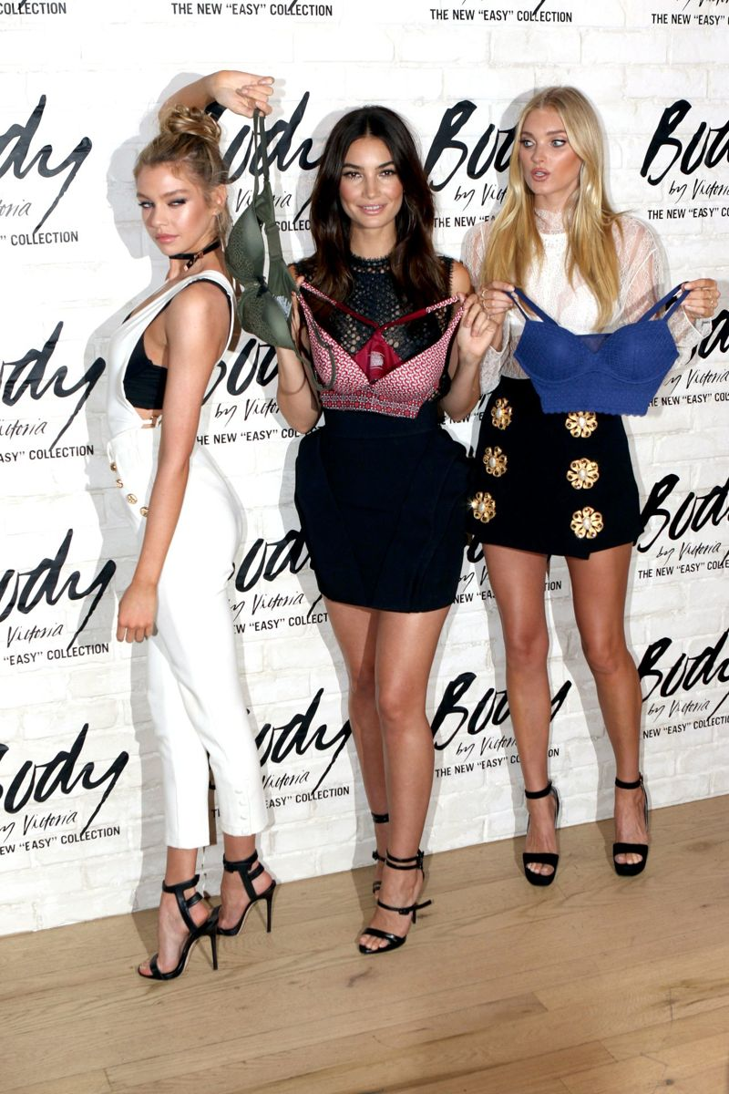 """Elsa Hosk - """"Easy"""" Collection Launch in New York"""