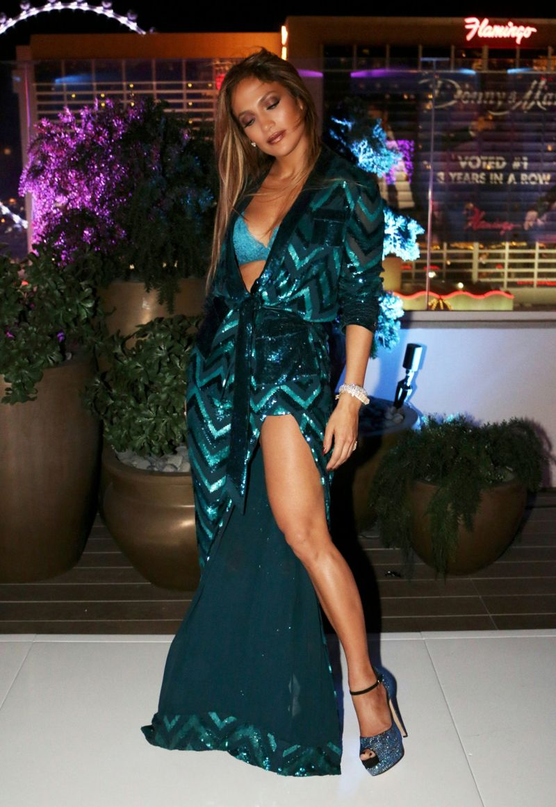 Jennifer Lopez 47th Birthday Party in Las Vegas