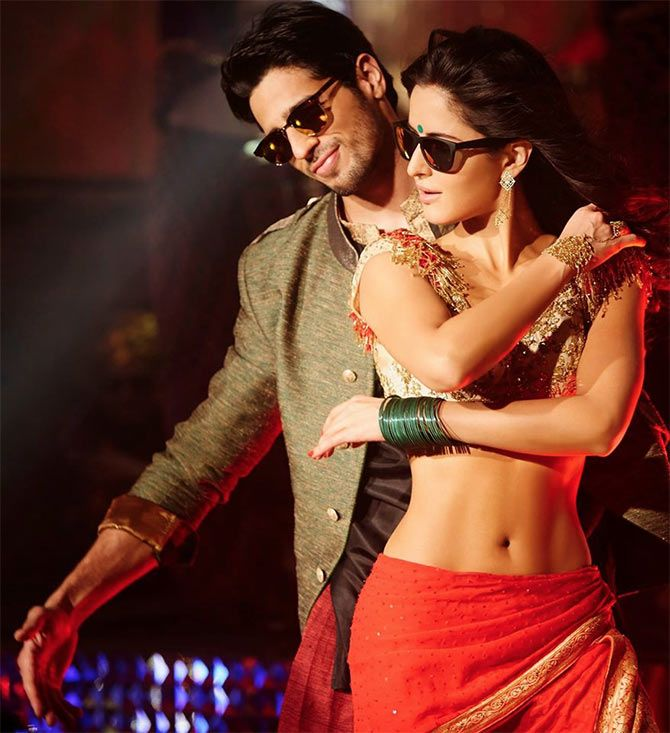 Katrina, Sidharth's Kala Chashma is all about SWAG!