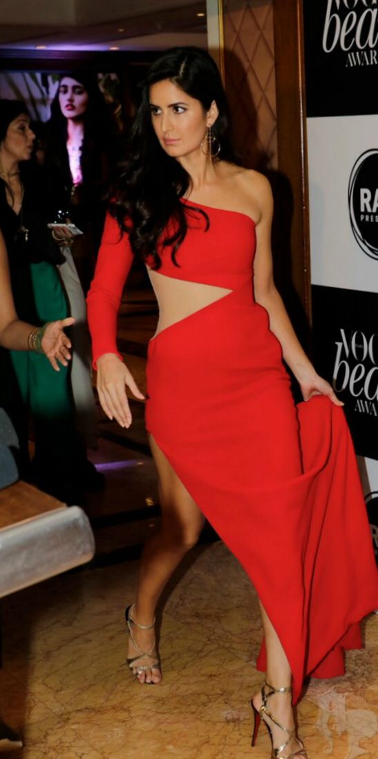 Katrina Kaif Grace at 'Vogue Beauty Awards' 2016