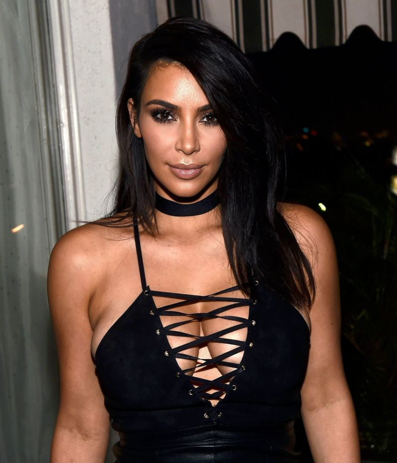 Kim Kardashian - GQ 10th Annual Issue Celebration