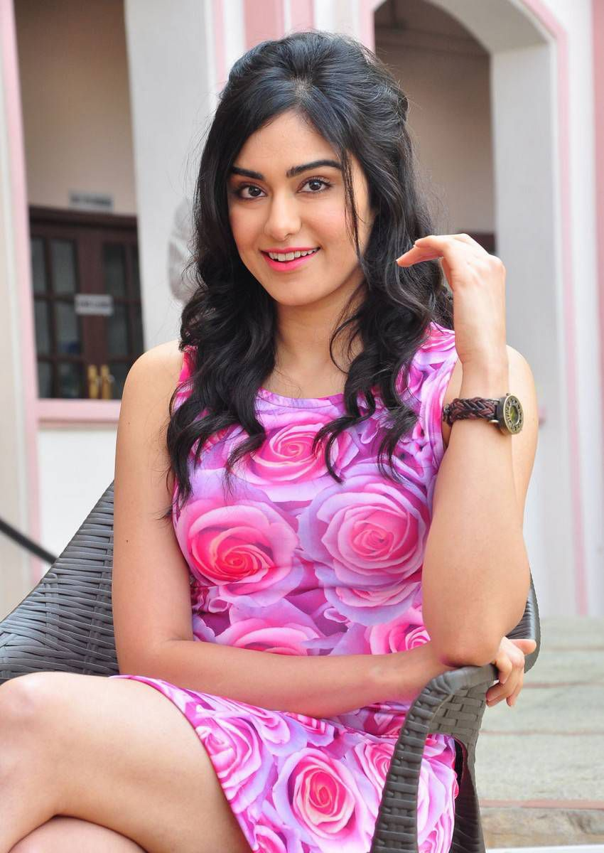 Adah Sharma gears up for action-packed 'Commando 2'