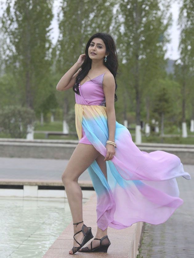 South Actress Avanthika Shoots for her New Movie