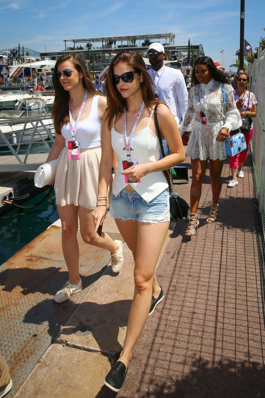 Barbara Palvin - Monaco Formula One Grand Prix