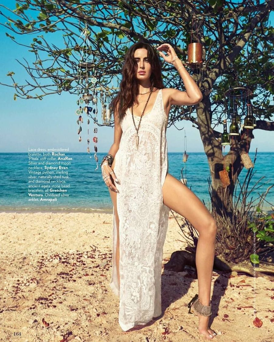Katrina Kaif Poses for Vogue June 2016