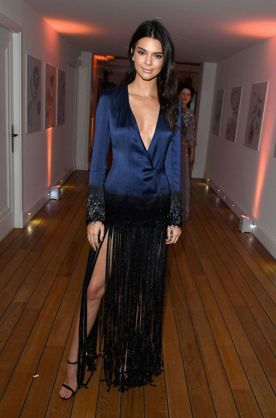 Kendall Jenner - Vanity Fair and Chopard After Party