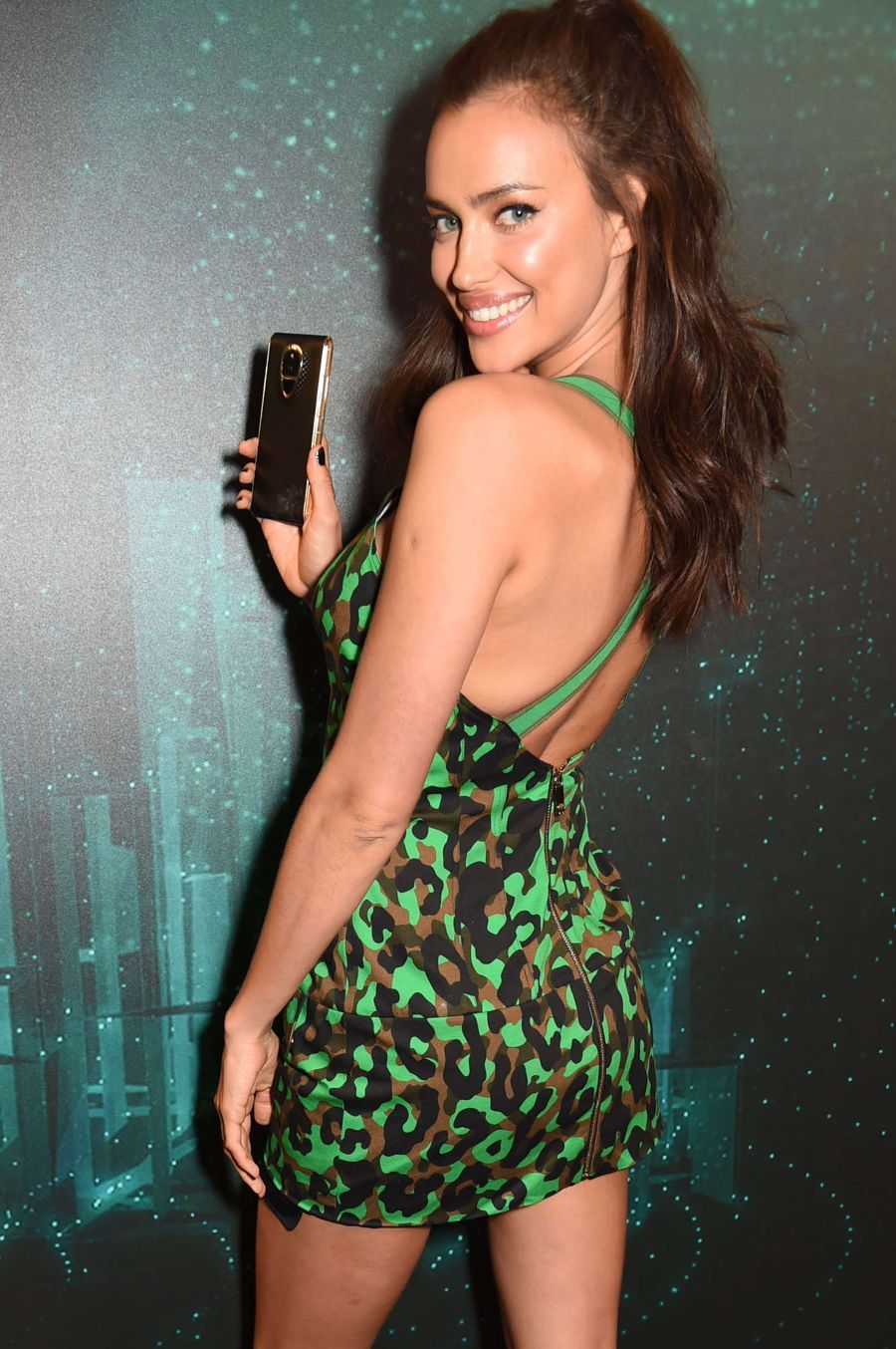 Irina Shayk - Sirin Labs VIP Launch Party in London