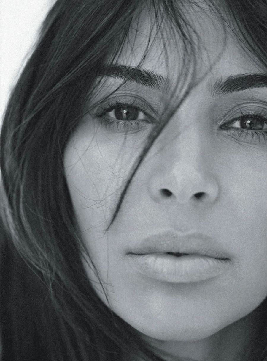 Kim Kardashian - Vogue Australia Magazine (June 2016)